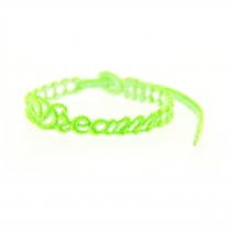 Bracelet motif Dream missiu